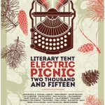Laureate na nÓg Eoin Colfer and Children's Books Ireland at Electric Picnic