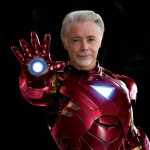 Iron Man goes to Dublin - Eoin Colfer Radio Interview